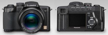 Zoom de 12 aumentos para las nuevas Lumix de Panasonic