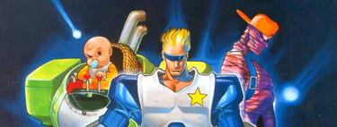 Retroanálisis de Captain Commando, otro de los beat 'em up estrella de Capcom en los 90