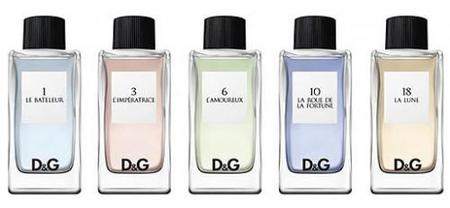 D&G lanza sus perfumes 'Anthology'