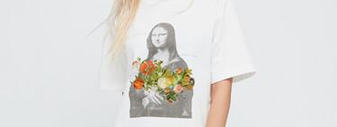 Uniqlo y el Museo del Louvre se han unido para crear estas camisetas y sudaderas llenas de arte