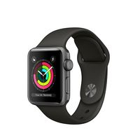 El Apple Watch Series 3 Sport en 42 mm y color gris espacial, esta semana en eBay sólo cuesta 305 euros
