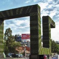 México DF instalará futuristas jardines verticales