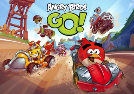 Angry Birds Go! llega a Windows Phone 8, aunque limitado para algunos terminales