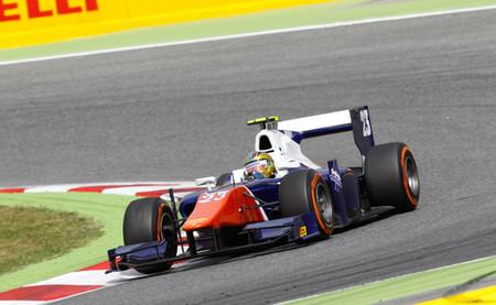 Johnny Cecotto Jr y Felipe Nasr se reparten las victorias en Barcelona