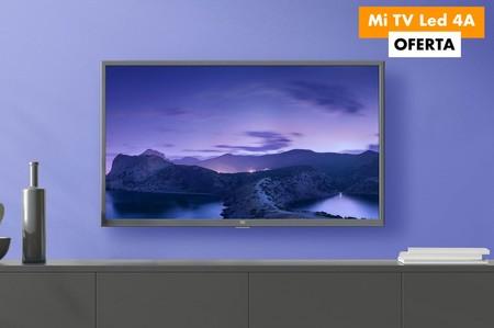 Este Smart TV de Xiaomi tiene 32 pulgadas, Android TV, Bluetooth, Chromecast incorporado y, hoy, un precio rompedor: 156,44 euros