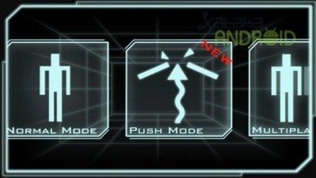Deflection, juego de tenis en 3D