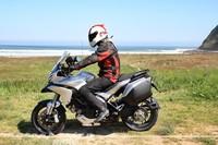 Ducati Multistrada 1200 S Touring, prueba (conducción en ciudad y carretera)