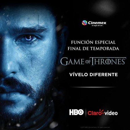 Game Of Thrones Final Temporada Cinemex
