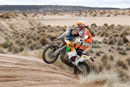 Laia Sanz Dakar 2017 3