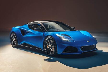 Lotus Emira: el último Lotus con motor a combustión también apunta a ser el mejor deportivo para calle que han creado