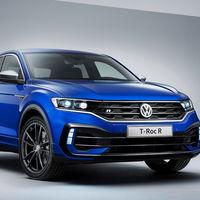 Volkswagen T-Roc R: así es el lado más deportivo de este SUV compacto, con 300 CV y 400 Nm