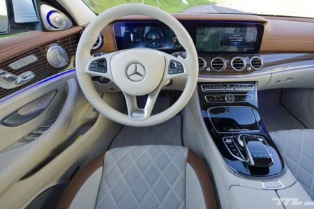 Mercedes-Benz Clase E 2016, toma de contacto