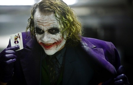 Heath Ledger como Joker