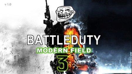 'Battle Duty: Modern Field 3'. El crossover imposible es una realidad difícil de olvidar, y es malo con avaricia. Vídeo inside
