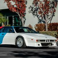 Este exclusivo BMW M1 modificado fue otra de las joyas sobre ruedas de Paul Walker y ahora sale a subasta