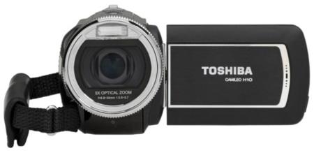 Toshiba Camileo H10, alta definición y bajo coste por fin