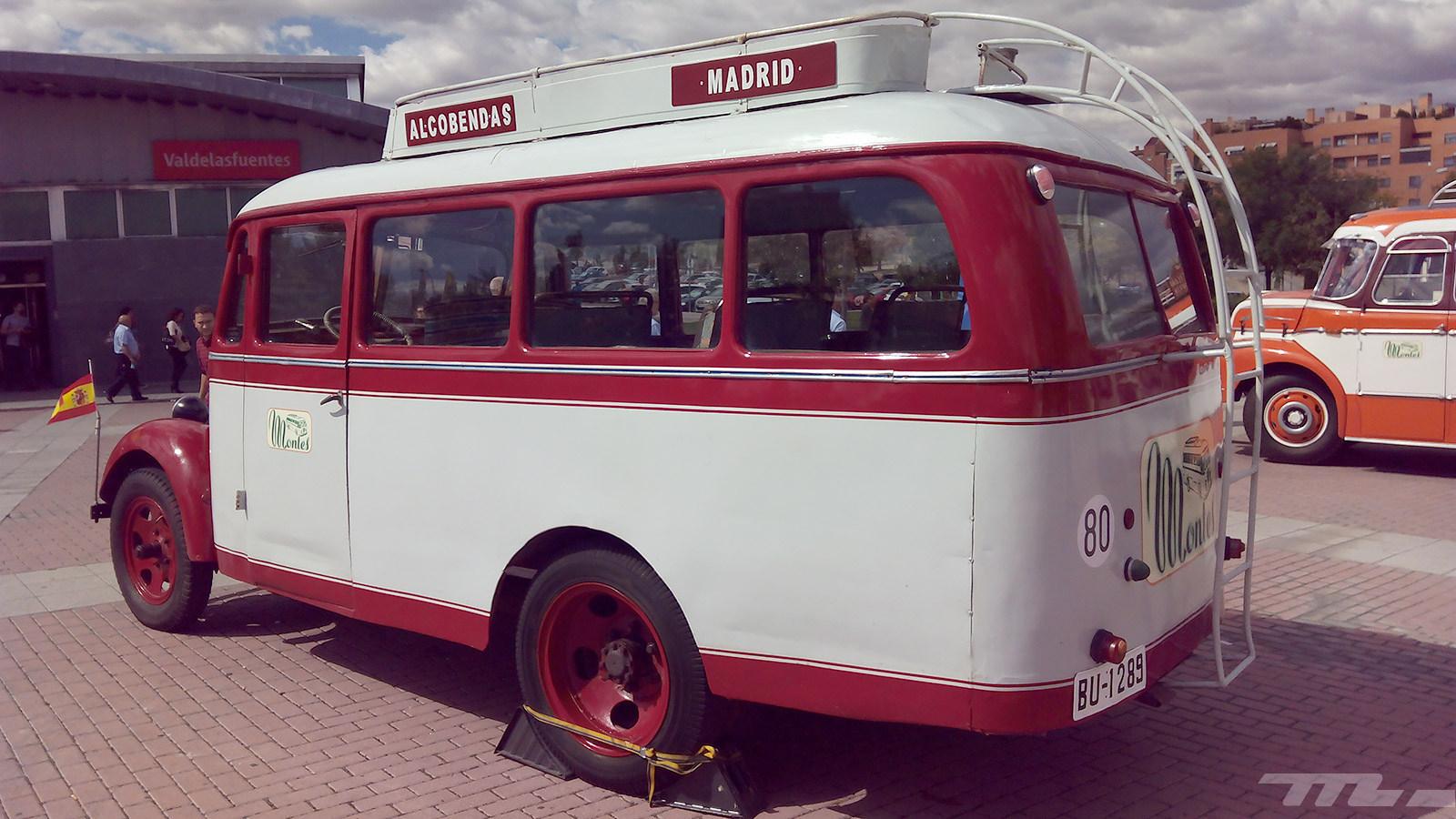 Foto de Exposición de autobuses (2/16)