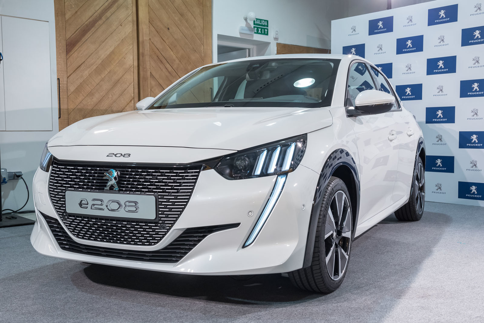 Foto de Peugeot 208 y e-208 2019 (presentación estática) (46/64)