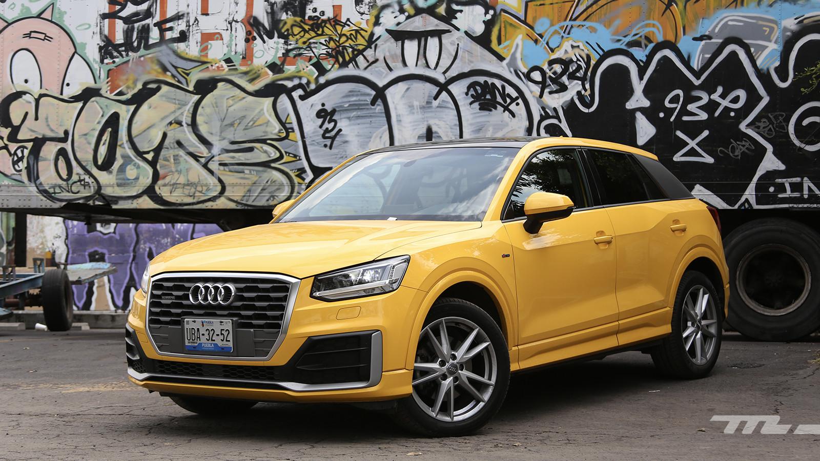Foto de Audi Q2 (prueba) (1/17)