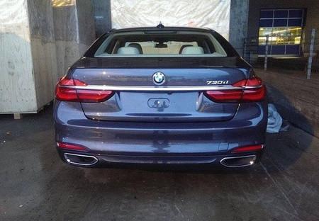 Así es el nuevo BMW Serie 7