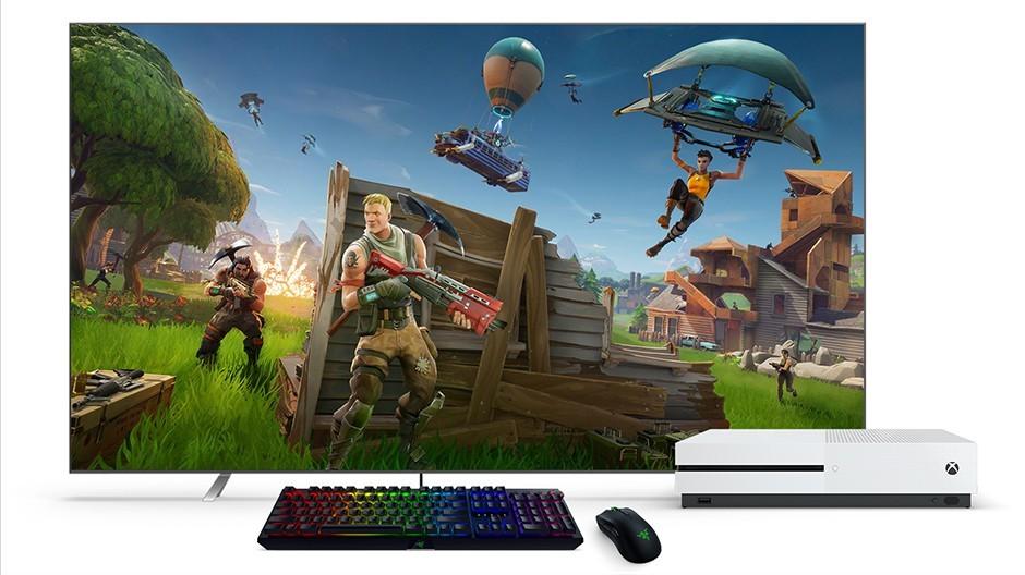 Microsoft libera para la Xbox One la actualización que habilita el soporte para usar el teclado y ratón en los títulos compatibles