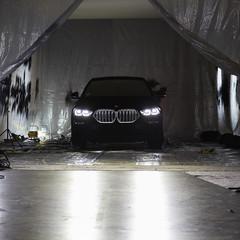 Foto 9 de 10 de la galería bmw-x6-vantablack en Motorpasión México
