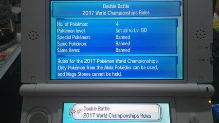 World Championship Rules