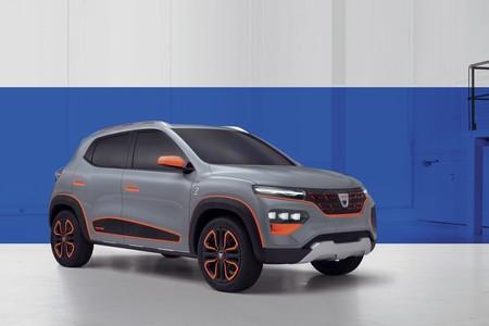"""El Dacia Spring llegará en 2021 como """"el coche eléctrico más asequible"""" con 200 km de autonomía"""