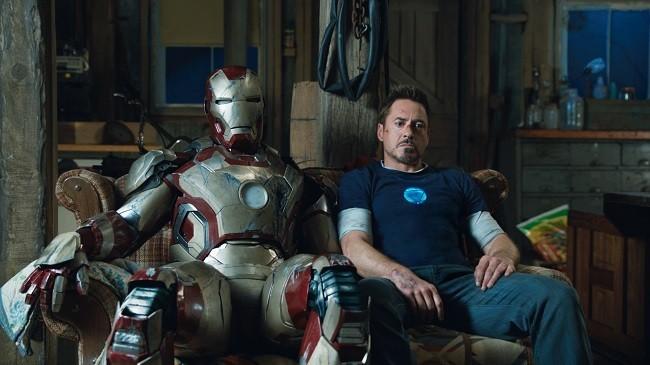 'Iron Man 3' es muy divertida