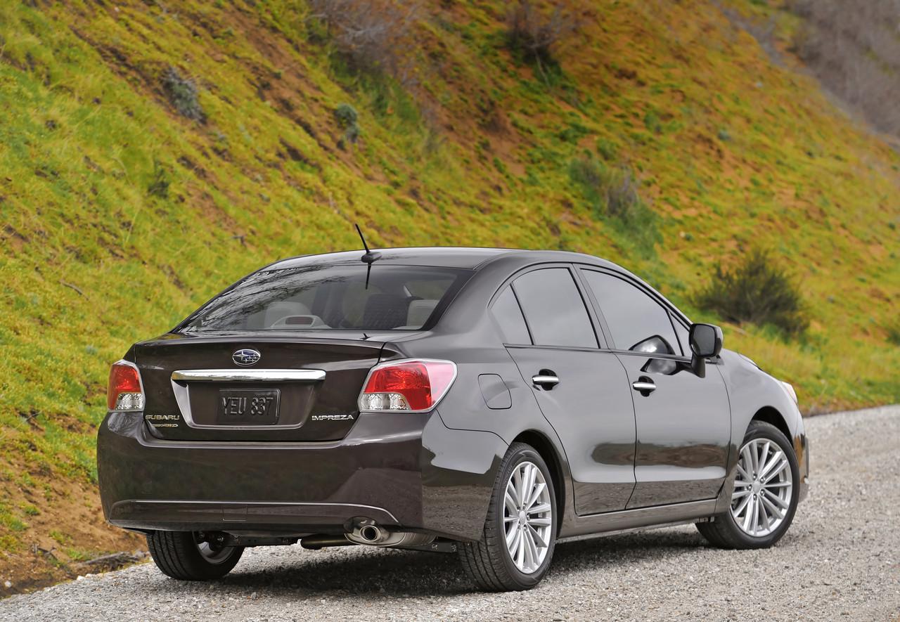 Foto de 2012 Subaru Impreza (13/20)