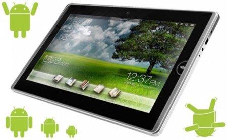 Asus deja Windows EC7 y se decanta por Android como sistema operativo en sus tablets