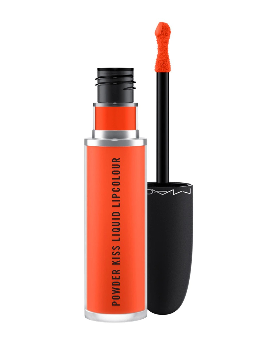 Barra de labios Powder Kiss Liquid Lipcolour M.A.C Color Resort Season
