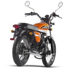 Foto 6 de 10 de la galería mash-seventy-125 en Motorpasion Moto