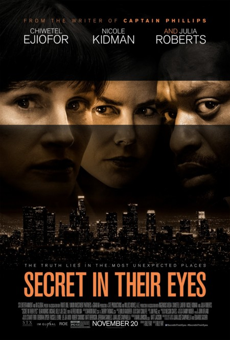 Cartel de Secret In Their Eyes