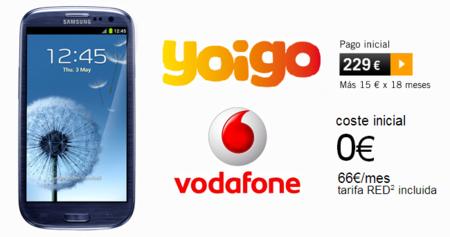 Vodafone o Yoigo, ¿cuál de las dos ofrece el mejor pago a plazos?
