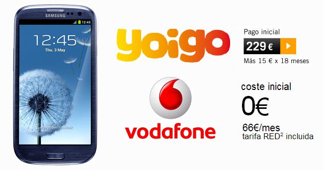 Vodafone y Yoigo, ¿cual de las dos ofrece el mejor pago a plazos?