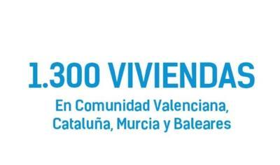 Bankia saca a mercado 1.300 viviendas con descuentos
