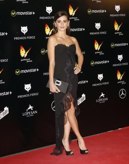 Penelope Cruz Premios Feroz