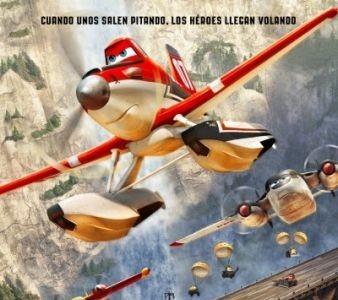 'Aviones: Equipo de rescate', tráiler y cartel de la secuela de Disney