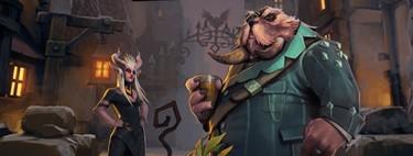 Jugando a DOTA Underlords: hacía tiempo que las horas no se me pasaban tan rápido como con lo nuevo de Valve