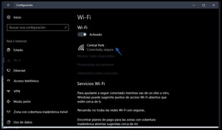 Establecer Conexion De Uso Medido Windows 10