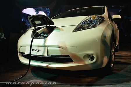 Nissan LEAF: Precios, versiones y equipamiento en México