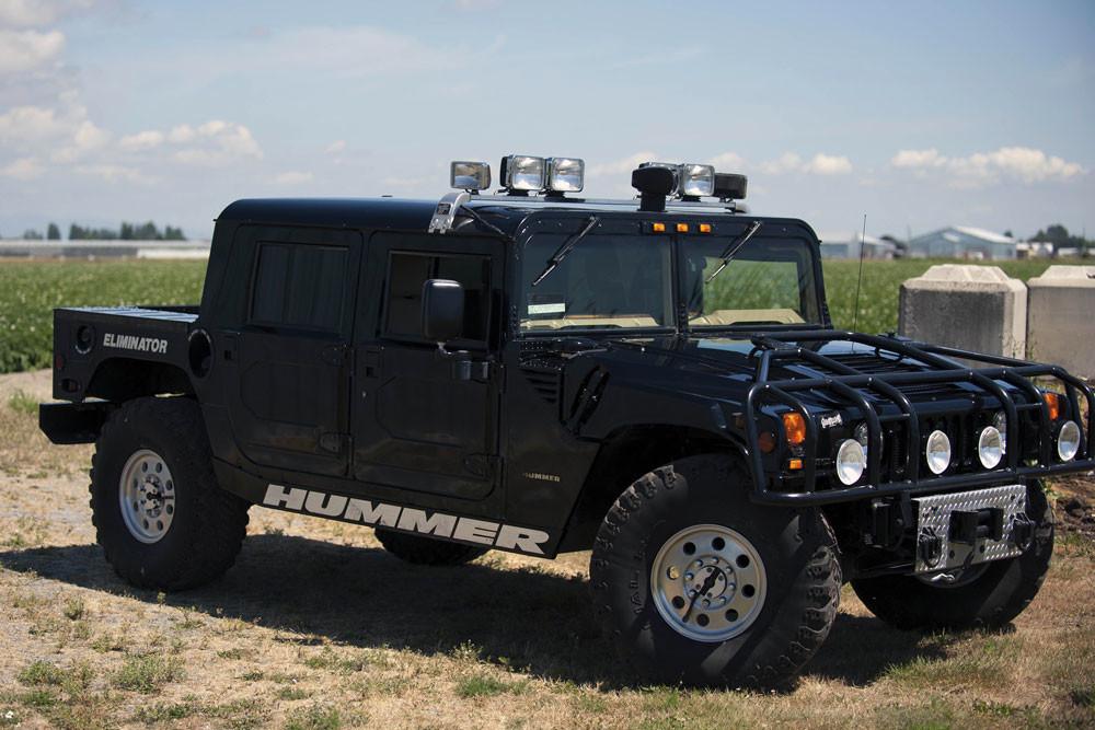 Hummer H1 2pac 2