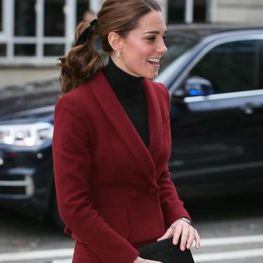 ¿No tienes look para estas Navidades? El último outfit de Kate Middleton podría inspirarte
