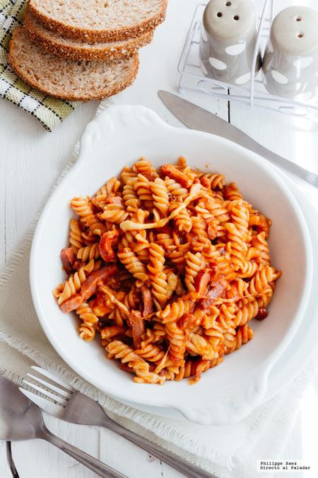 Pasta Tocino