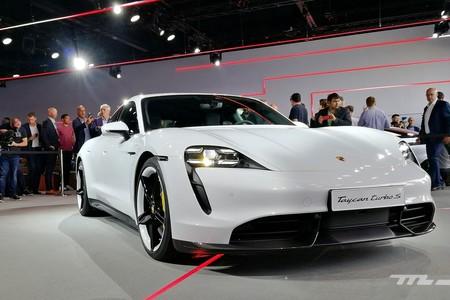 Porsche Taycan 2020 Presentacion 004