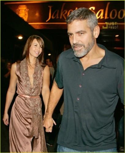 Clooney informal
