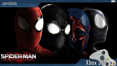 'Spider-Man: Shattered Dimensions'. Análisis