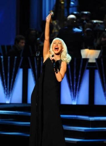 ¿Quién dijo que Christina Aguilera cantaba mal?