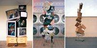 Material World, esculturas con nuestros desechos